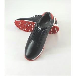 Кроссовки мужские для гольфа PGM. Цвет: черные