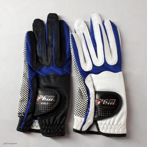 Перчатка для гольфа PGM GOLF (бело-синяя, черно-синяя) мужская