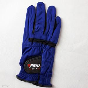 Перчатка для гольфа PGM GOLF (синяя) мужская